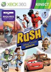Kinect Rush: A Disney-Pixar Adventure torrent