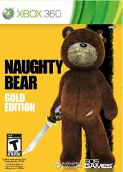 Naughty Bear Gold Edition torrent