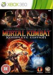 Mortal Kombat Komplete Edition torrent