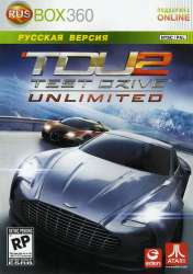 Test Drive Unlimited 2 torrent