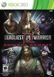 Deadliest Warrior. Ancient Combat