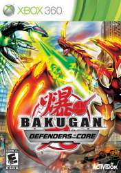 Bakugan: Defenders of the Core torrent