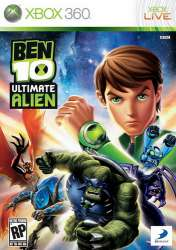 Ben 10 Ultimate Alien: Cosmic Destruction torrent