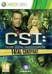 CSI. Fatal Conspiracy torrent