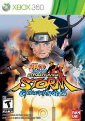 Naruto Shippuden: Ultimate Ninja Storm Generations torrent