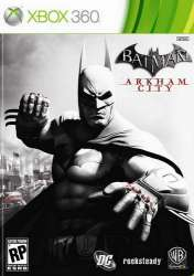 Batman: Arkham City (RAR) torrent