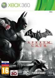Batman. Arkham City torrent