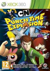 Cartoon Network. Punch Time Explosion torrent