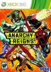Anarchy Reigns torrent