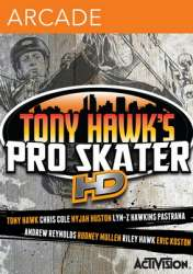 Tony Hawks Pro Skater HD torrent