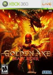 Golden Axe - Beast Rider torrent