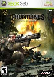 Frontlines. Fuel of War