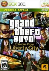 Grand Theft Auto. Episodes From Liberty City