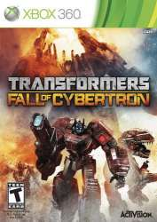 Transformers. Fall of Cybertron