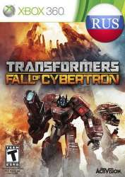 Transformers: Fall of Cybertron torrent