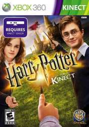 Harry Potter for Kinect torrent