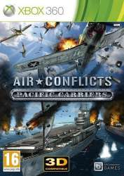 Air Conflicts. Pacific Carriers