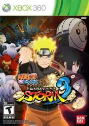 Naruto Shippuden: Ultimate Ninja Storm 3 torrent