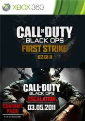 Call of Duty: Black Ops - First strike + Escalation