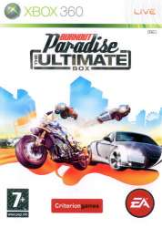 Burnout Paradise: The Ultimate Box torrent