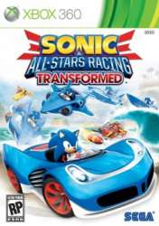 Sonic & All-Stars Racing Transformed torrent
