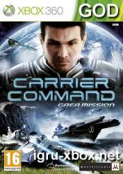 Carrier Command. Gaea Mission