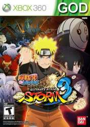 Naruto Shippuden Ultimate Ninja Storm.3 + All DLC Custumes torrent