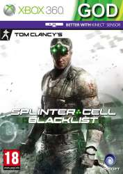 Tom Clancys- Splinter Cell:Blacklist