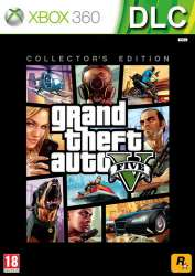 GTA 5 / Grand Theft Auto 5 - Collectors Edition Pack