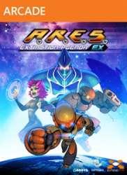 A.R.E.S.Extinction Agenda EX