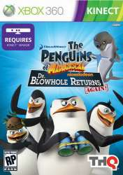 The Penguins of Madagascar.Dr Blowhole Returns -Again!