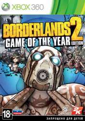 Borderlands 2 . Game of the Year Edition