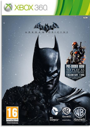 Batman:Arkham Origins / Batman.Летопись Аркхема torrent