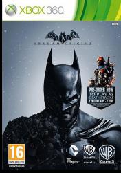 Batman:Arkham Origins / Batman.Летопись Аркхема