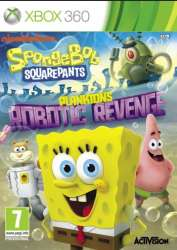 SpongeBob SquarePants.Planktons Robotic Revenge torrent