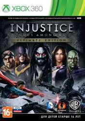 Injustice:Gods Among Us. Ultimate Edition