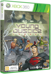 Young Justice. Legacy Region