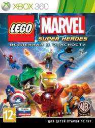 LEGO Marvel Super Heroes / ЛЕГО