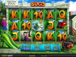 Игровой автомат Bugs обогатил очередного посетителя интернет казино