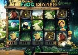 Приключение принцессы, принца и лягушки в новом игровом онлайн автомате