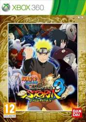 Naruto Shippuden: Ultimate Ninja Storm 3 Full Burst torrent