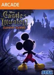 Castle of Illusion Starring. Mickey Mouse