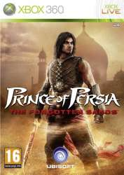 Prince of Persia. The Forgotten Sands