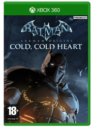 Batman. Arkham Origins - Cold, Cold Heart