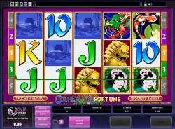 Игровой автомат Восточная Фортуна от Microgaming подарит небольшие, но частые выигрыши в онлайн казино