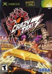 Crazy Taxi 3. High Roller