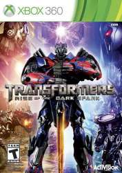 Transformers: Rise of the Dark Spark torrent