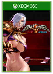 SoulCalibur 4: Nude Version
