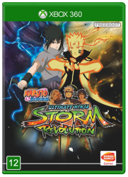 Naruto Shippuden. Ultimate Ninja Storm Revolution