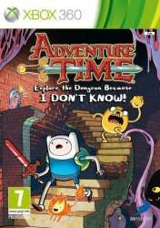 Adventure Time. Explore the Dungeon Because I DON'T KNOW!